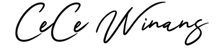 CeCe Winans Logo